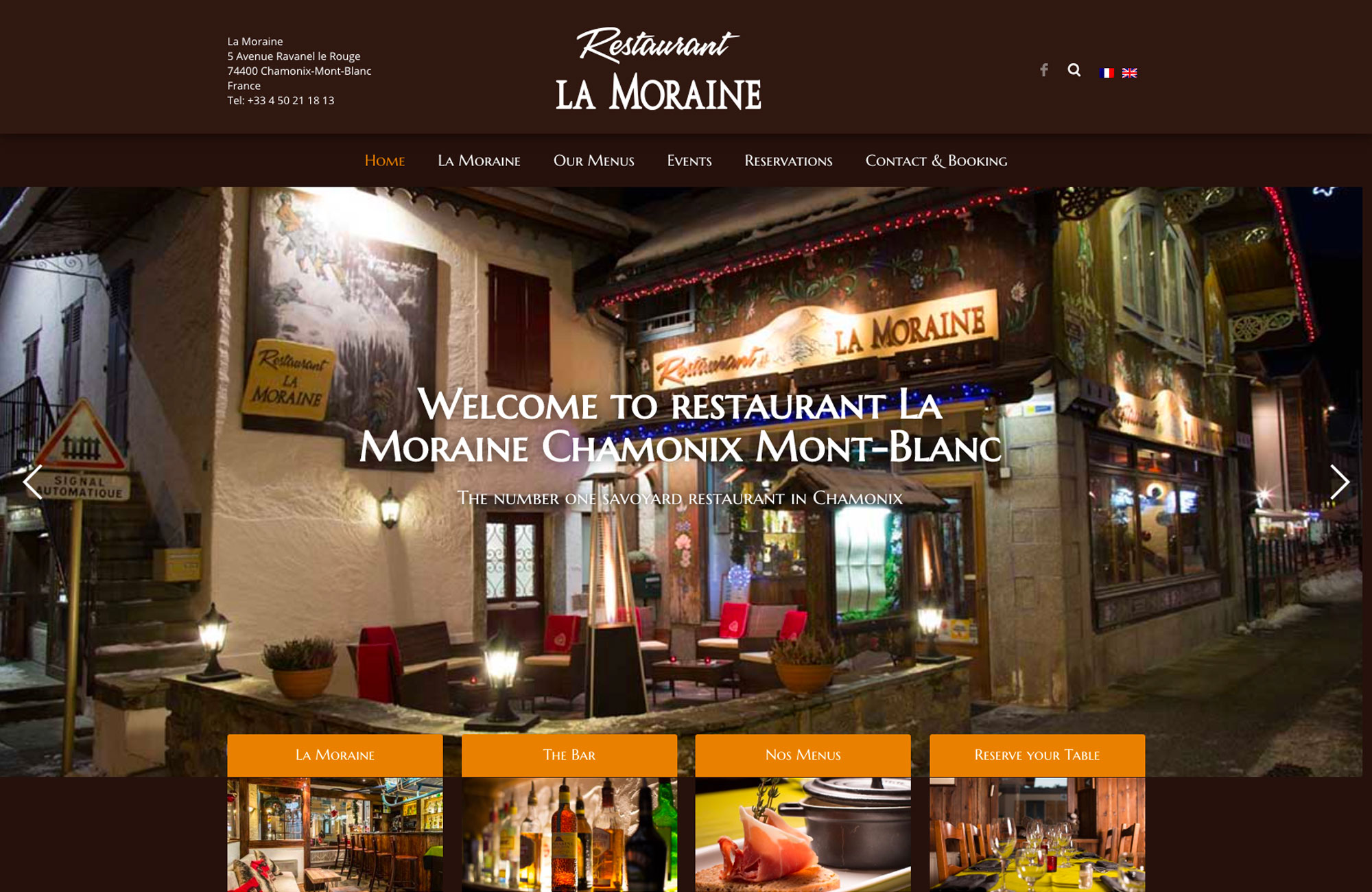 La Moraine
